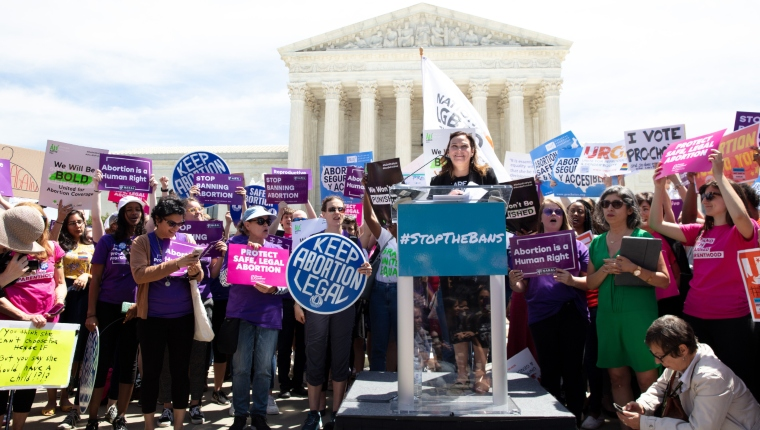 NARAL President Ilyse Hogue Tells Us Everything We Need to Know About Abortion Rights
