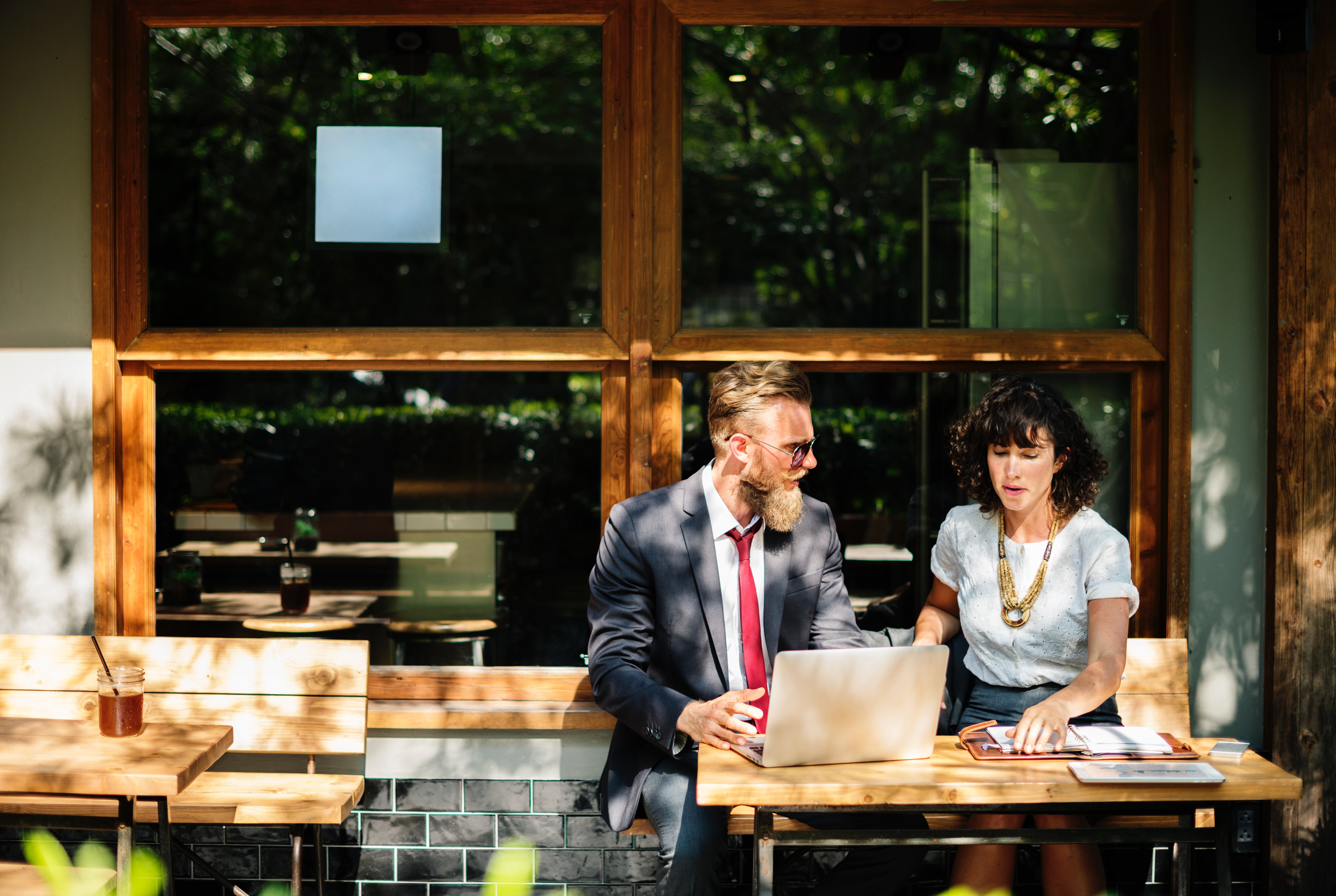 Reworking the Work World: 5 Ways to Get to Equality