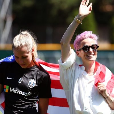 The Riveter Celebrates the FIFA World Cup with Reign FC