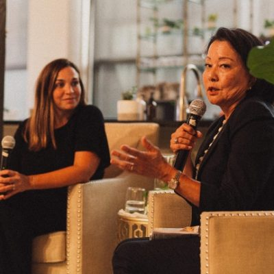 What I Wish I Knew When I Was Younger: 2 Women CEOs Reflect