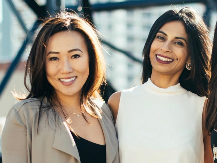 Sutian Dong and Anu Duggal, Female Founders Fund