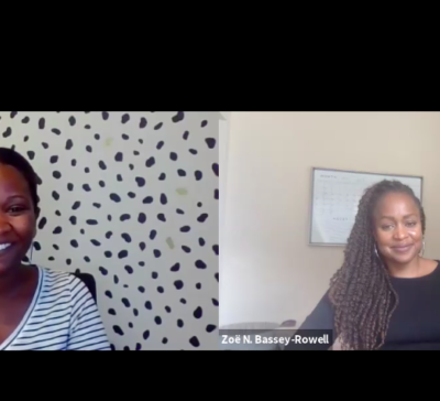 Intentionally Unapologetic — A Conversation with Catherine L. Wheeler & Zoë Bassey-Rowell