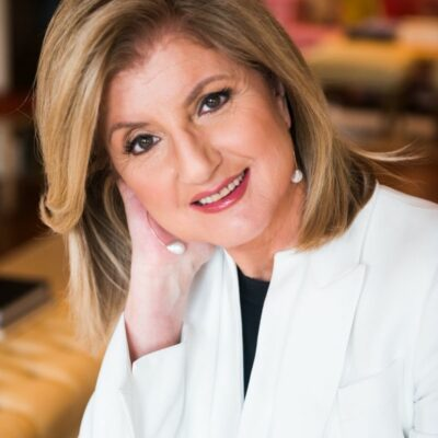 A Conversation with Arianna Huffington