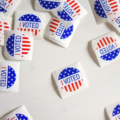 Get out and Vote! A Conversation with Tina Tchen, CEO of TIME'S UP Now