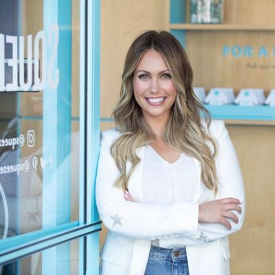 Founder File: Meet Brittany Driscoll, founder of Squeeze and The Feel Good Company