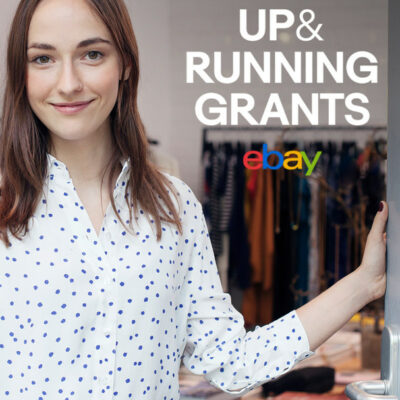 7 Simple steps to Applying for the eBay Up & Running Grants